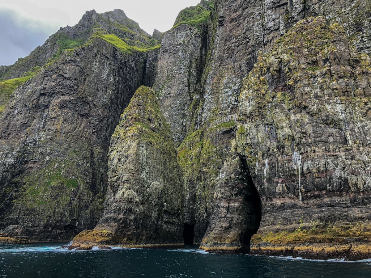 Visit Faroe Islands: A Guide to the Best Views and Places for Photography Vestmanna bird cliffs on Streymoy