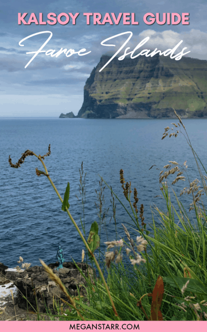 Kalsoy, Faroe Islands: Everything to Know About the Hike to Kallur Lighthouse. Read about my time on the dramatic island of Kalsoy and my unsuccessful (and later successful!) hiking experience in this post. #faroeislands #hiking #kalsoy #kallur #lighthouse #trek #hike #island #nordics #faroes #mikladalur #trøllanes