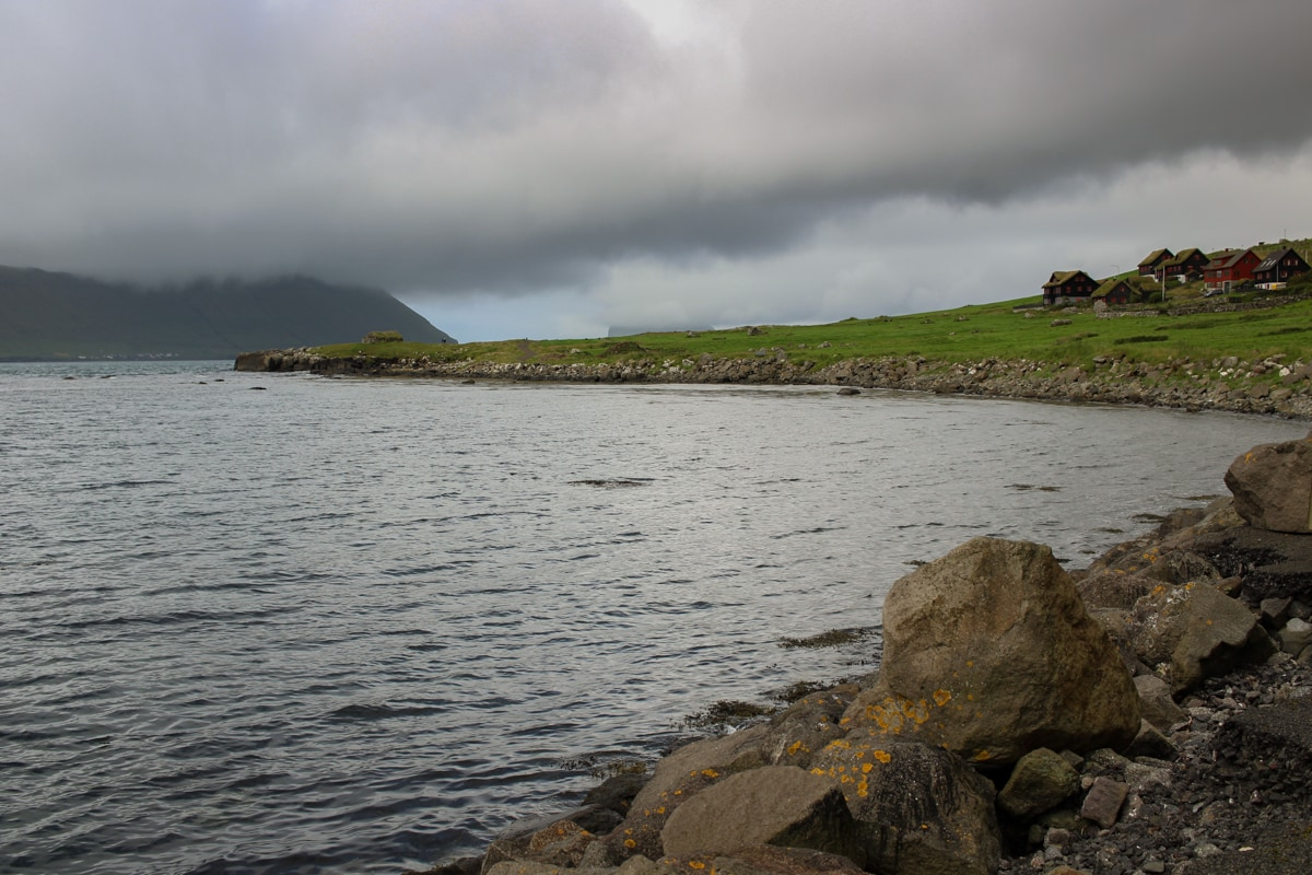 Kirkjubøur on Streymoy - Visit Faroe Islands: A Guide to the Best Views and Photography Spots