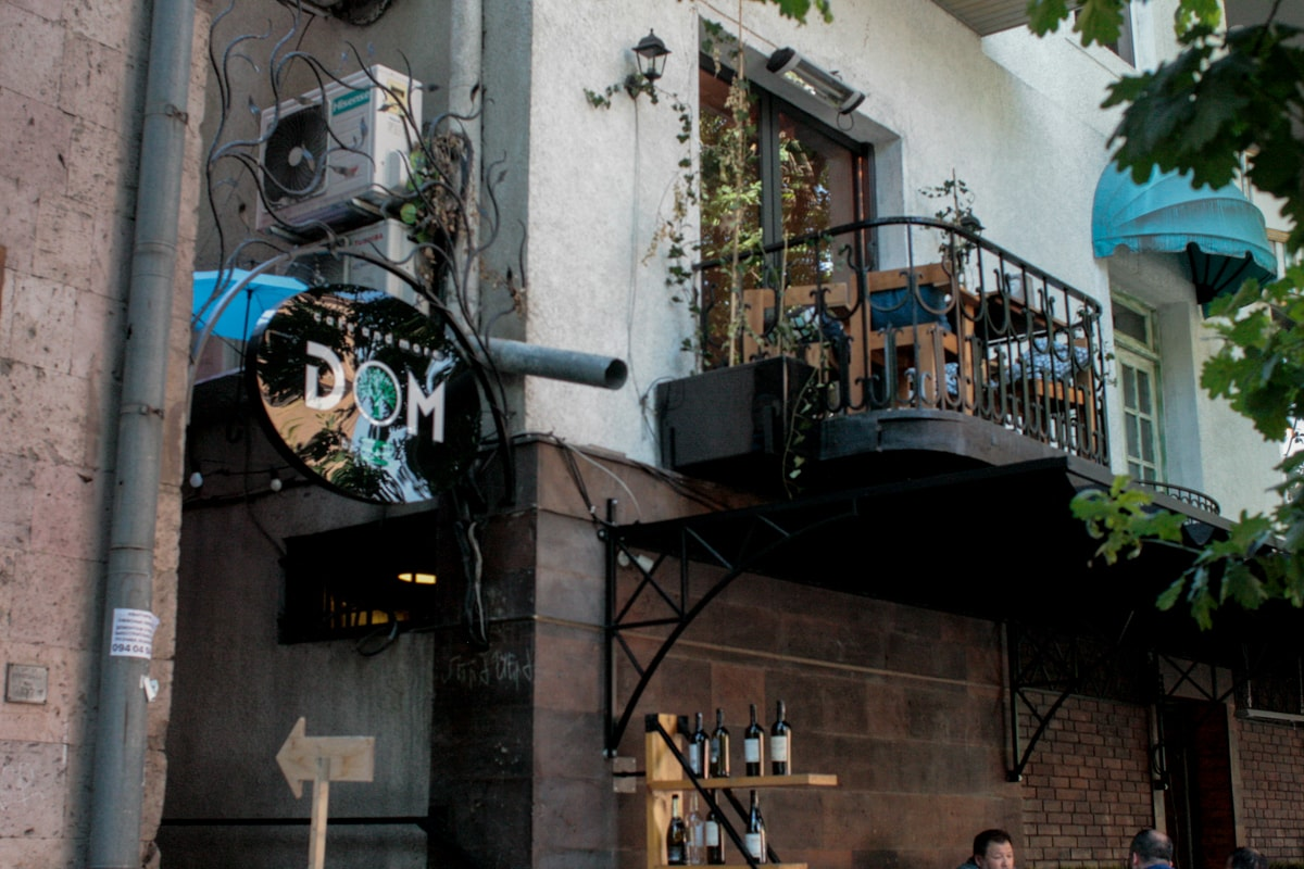 Best Restaurants in Yerevan, Armenia - A Local's Guide to Where to Eat DOM Restaurant