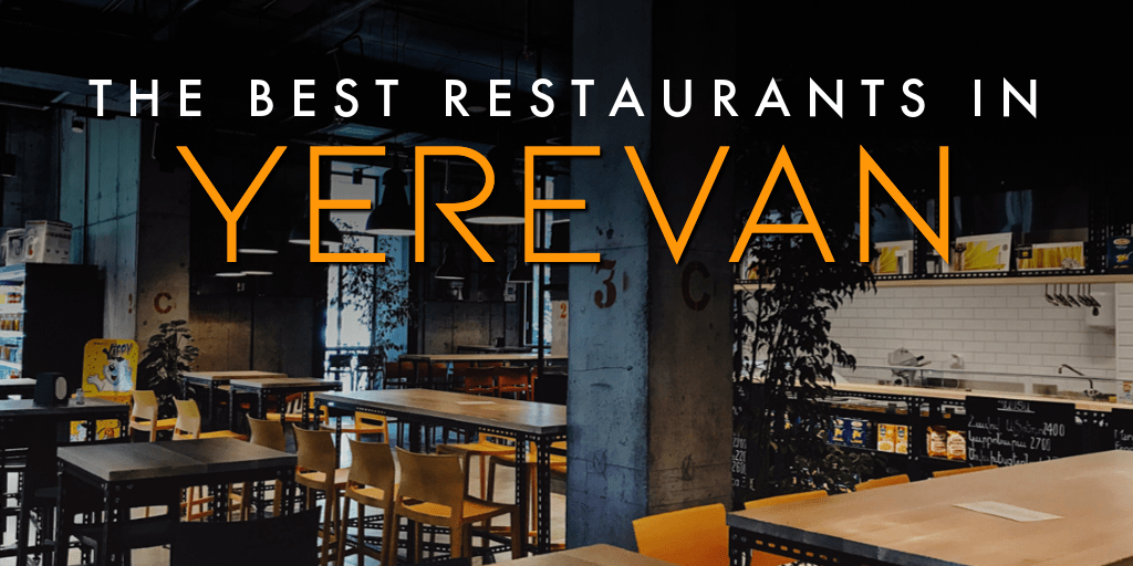 YEREVAN RESTAURANTS FB1