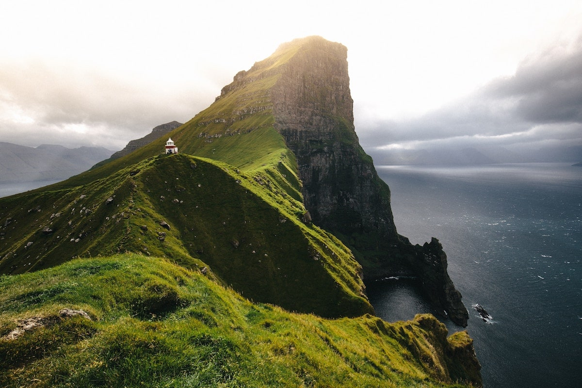 Faroe Islands Tours - Kalsoy Kallur Lighthouse in Trøllanes