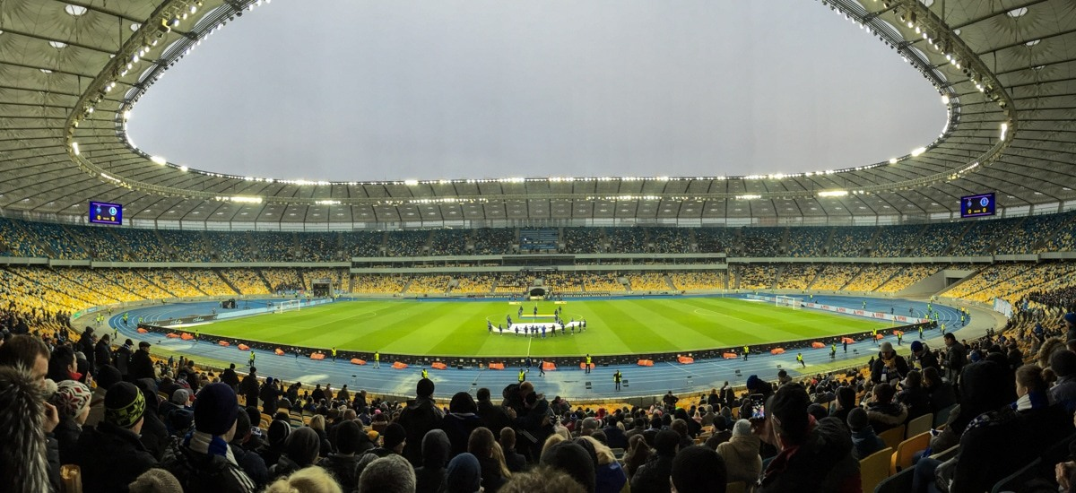 2 Weeks in Ukraine Itinerary: A Detailed Guide For First-Time Visitors kiev dynamo olympic stadium