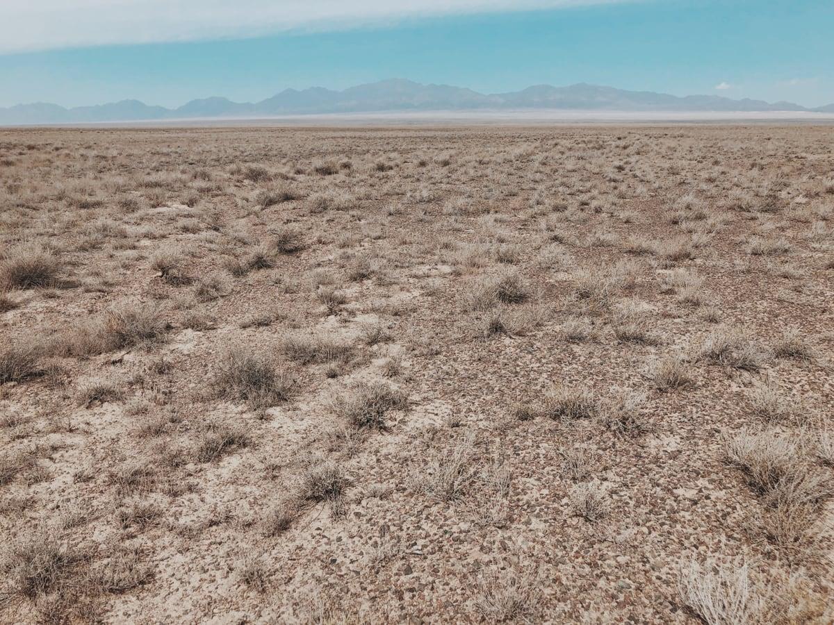 Singing Dunes Altyn Emel National Park Kazakhstan desert dry