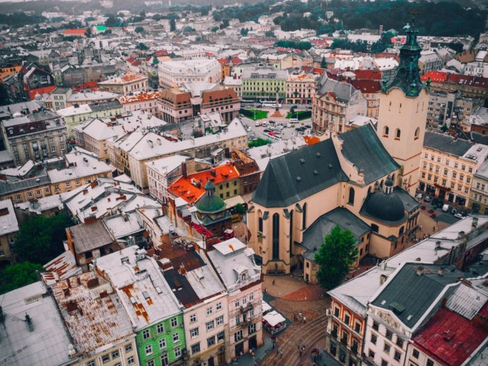 2 Weeks in Ukraine Itinerary: A Detailed Guide For First-Time Visitors lviv ukraine