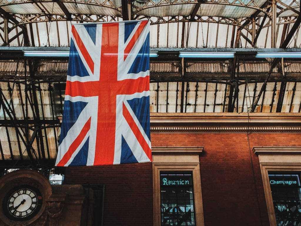 euston station london