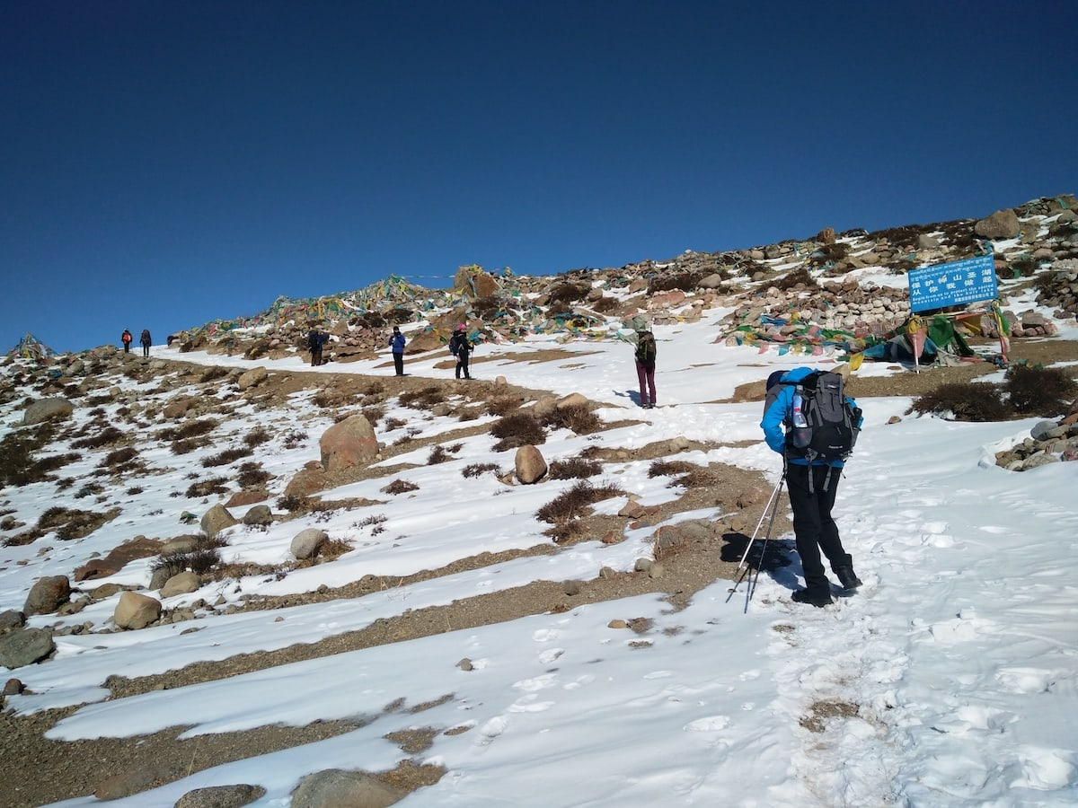 kailash trekking