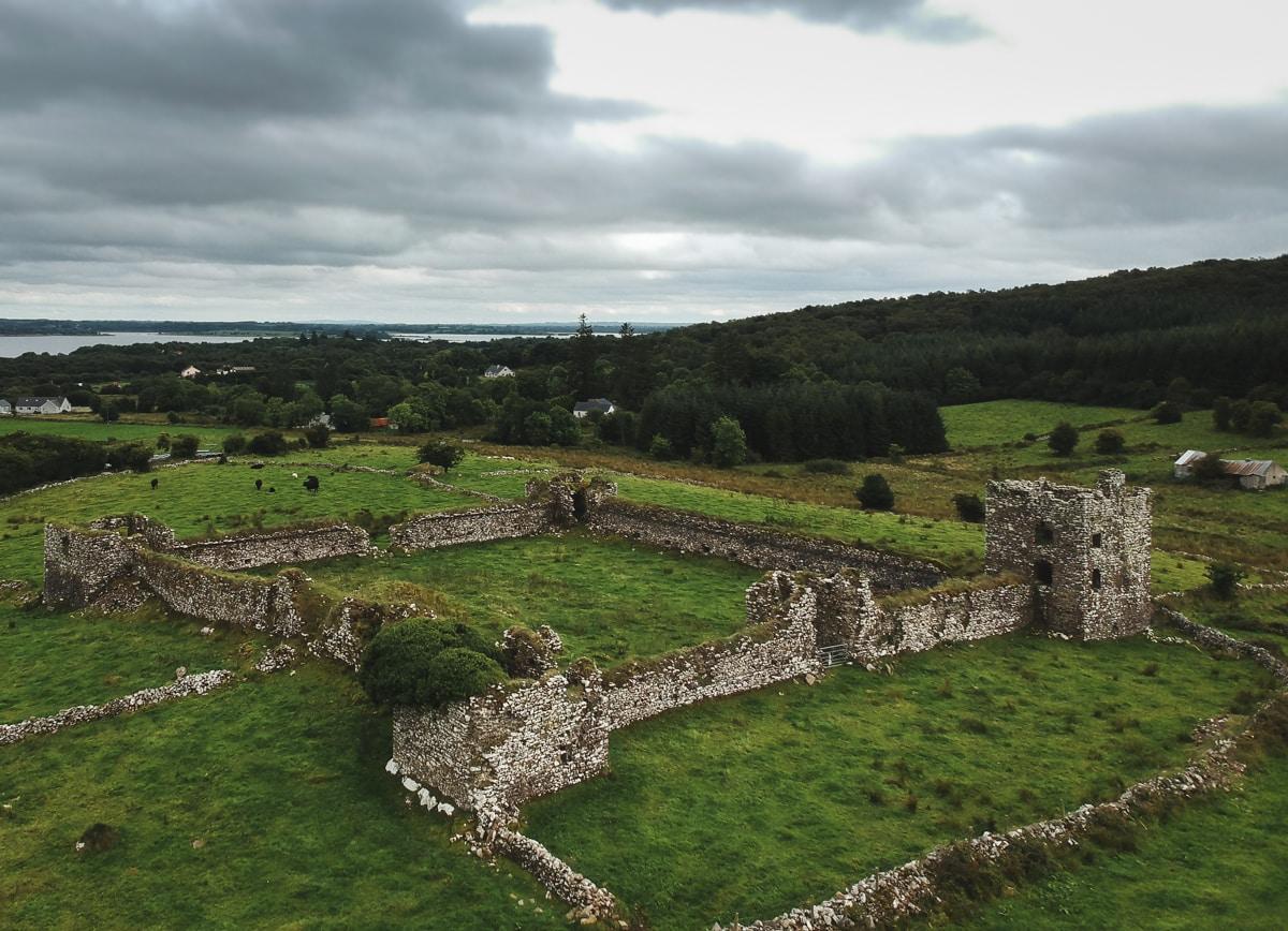 moygara castle in sligo ireland