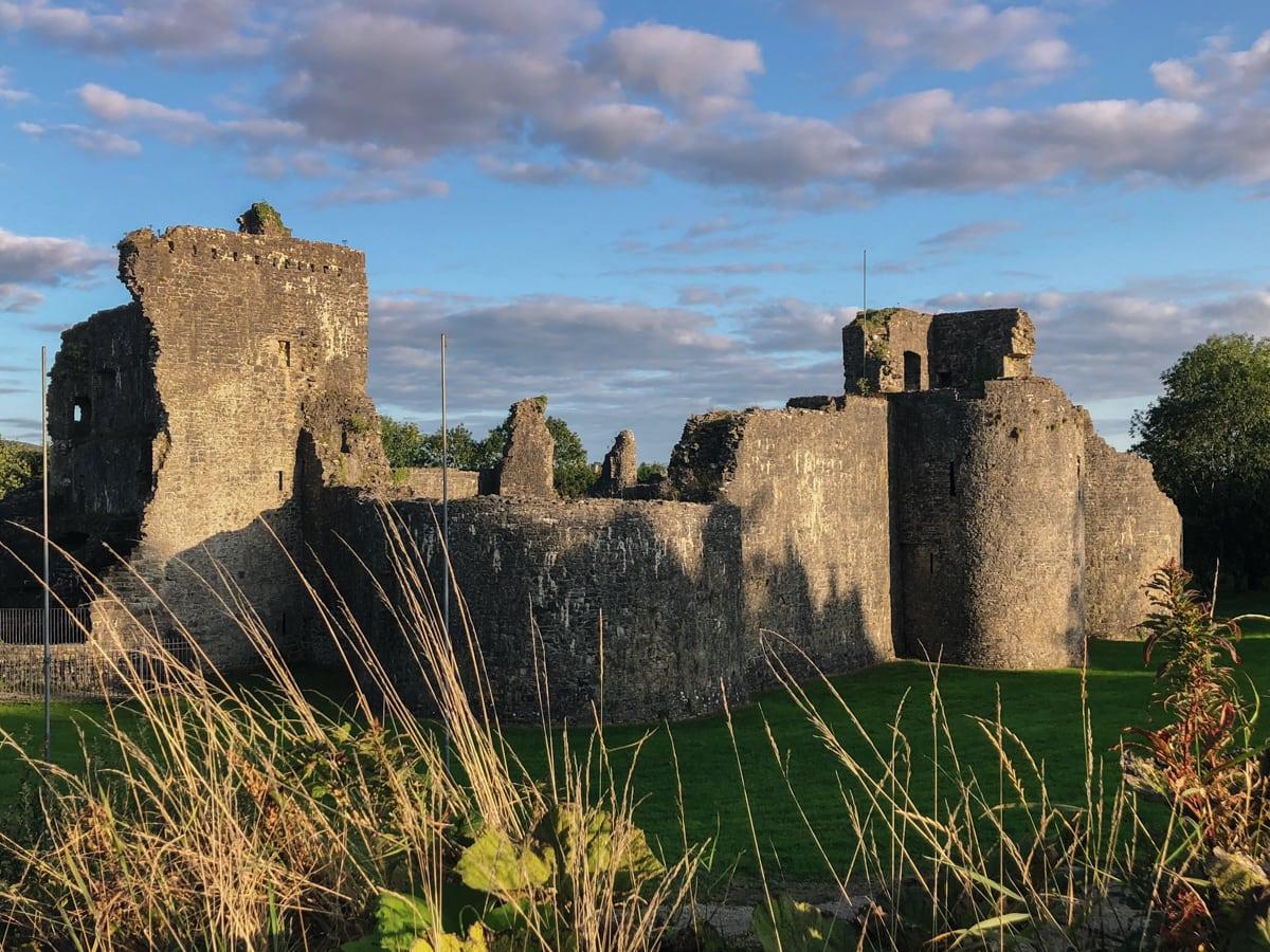 ballymote castle in sligo ireland