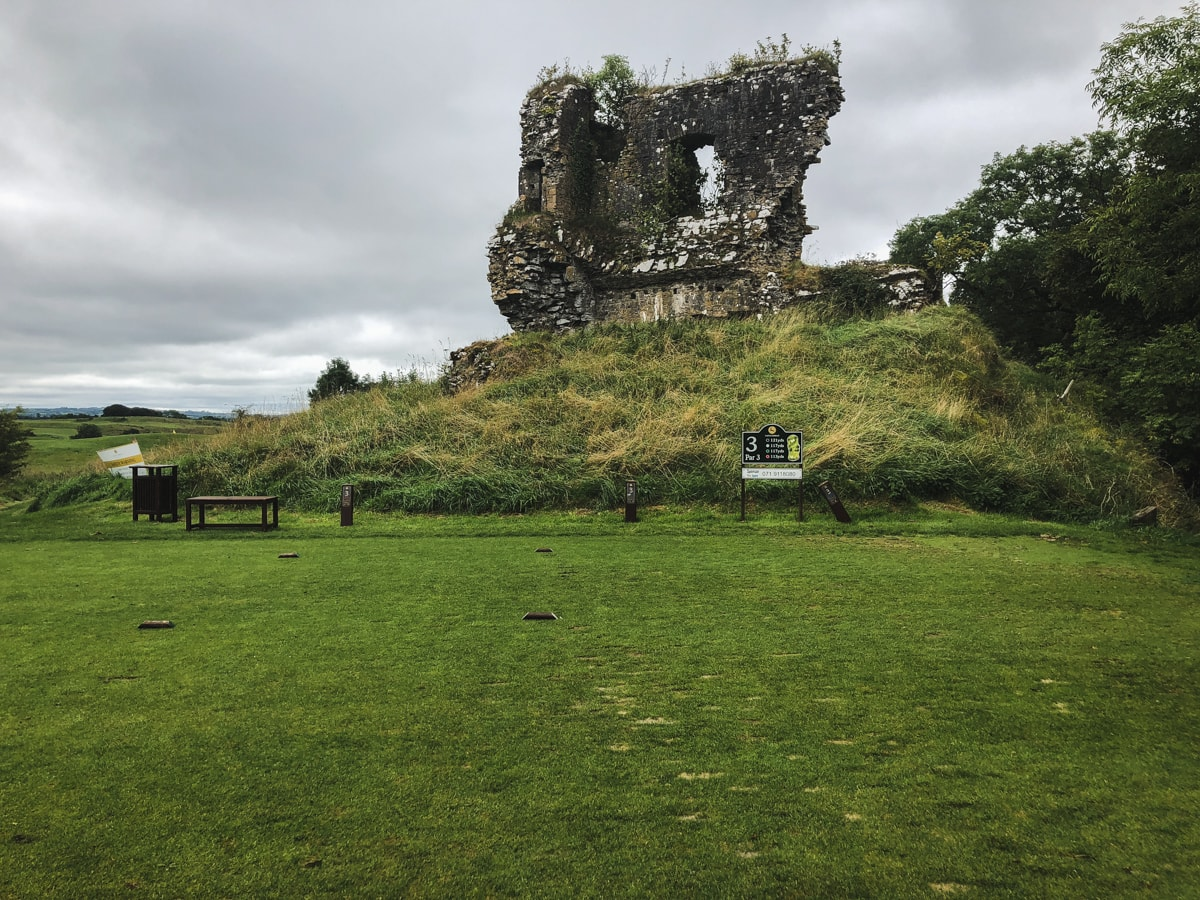castle dargan gold club in county sligo ireland
