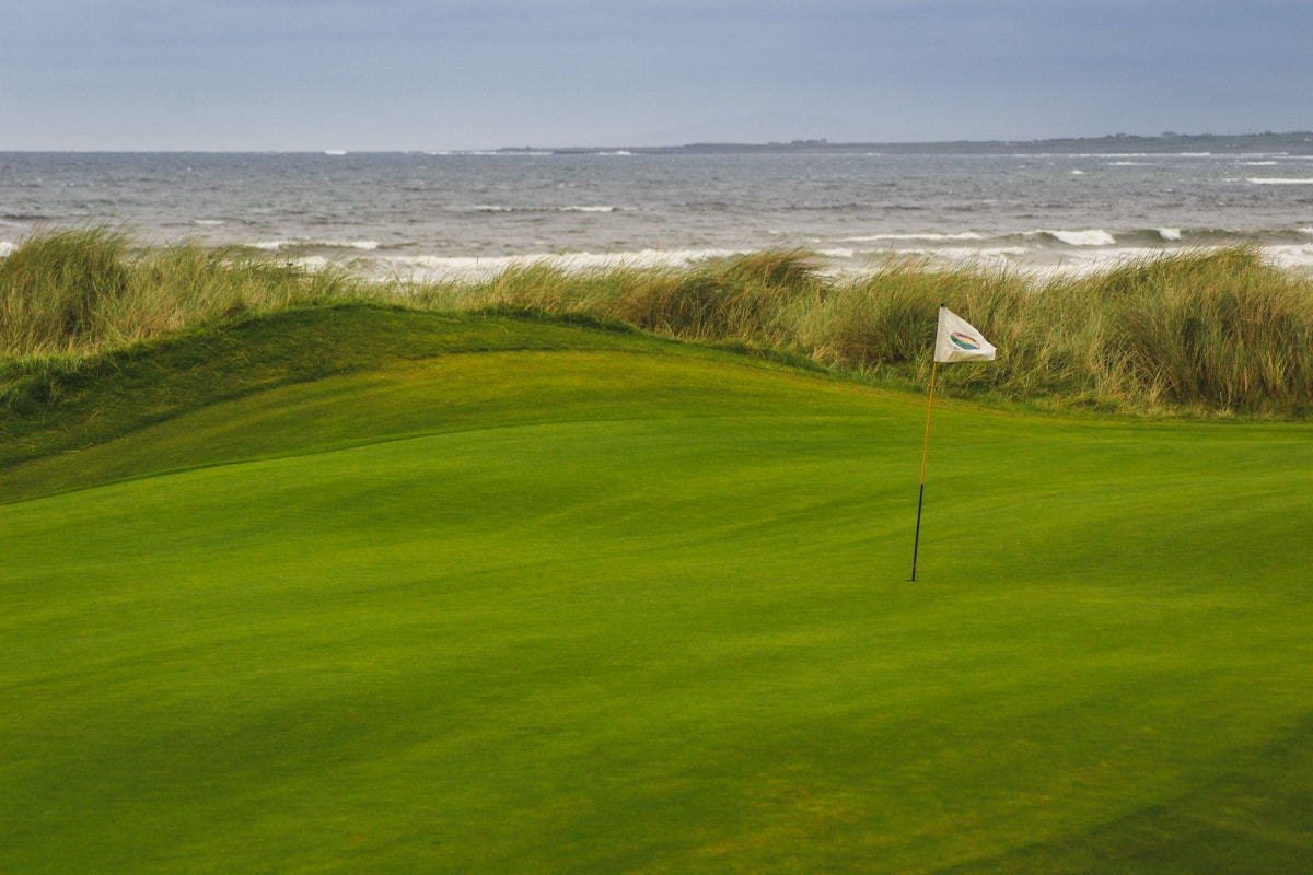 enniscrone golf club seaside