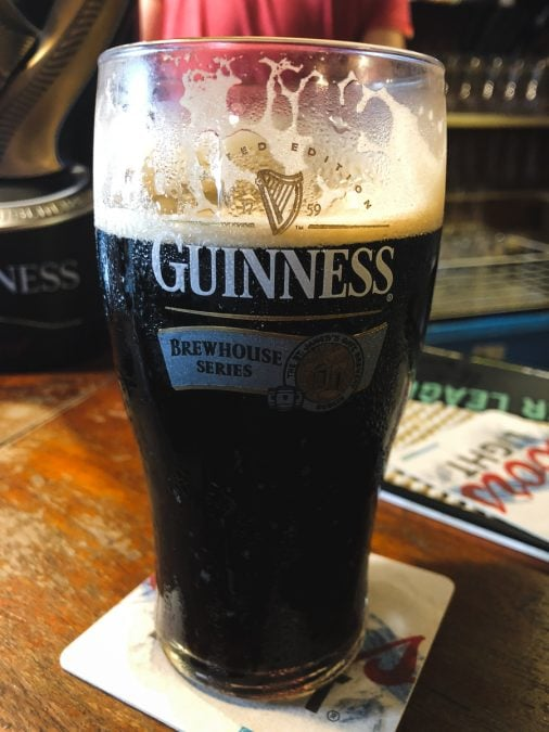 guinness in sligo ireland gurteen