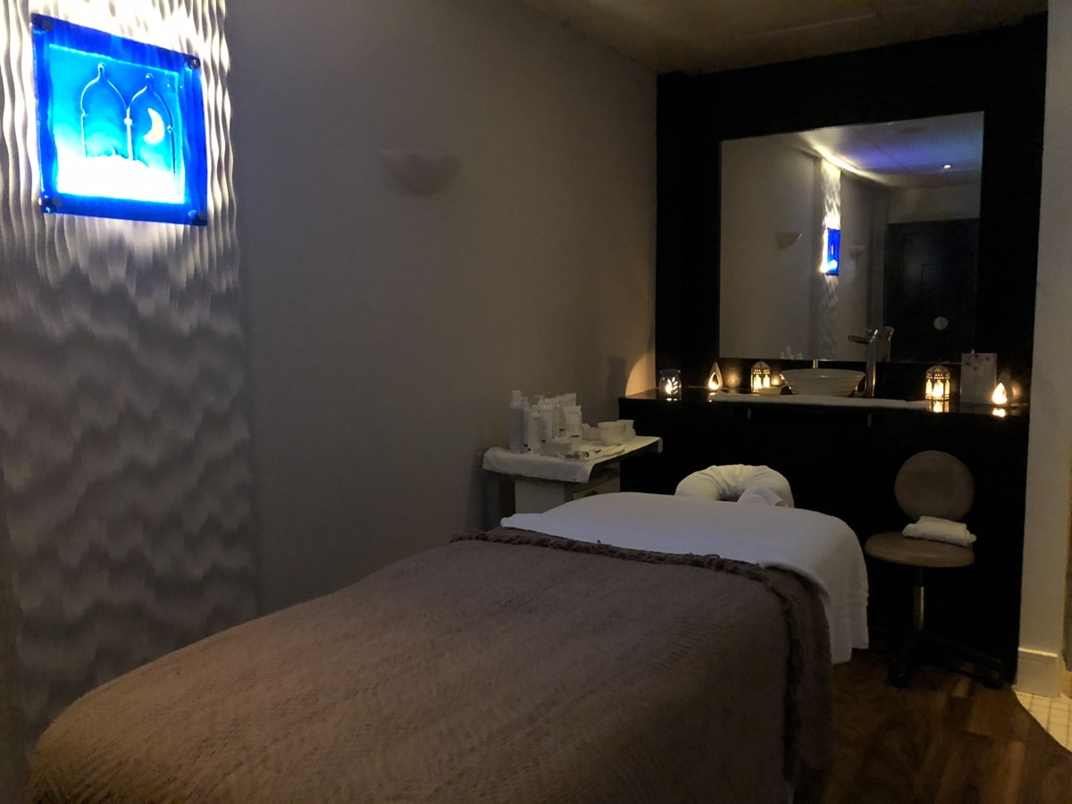 icon spa at castle dargan in county sligo ireland