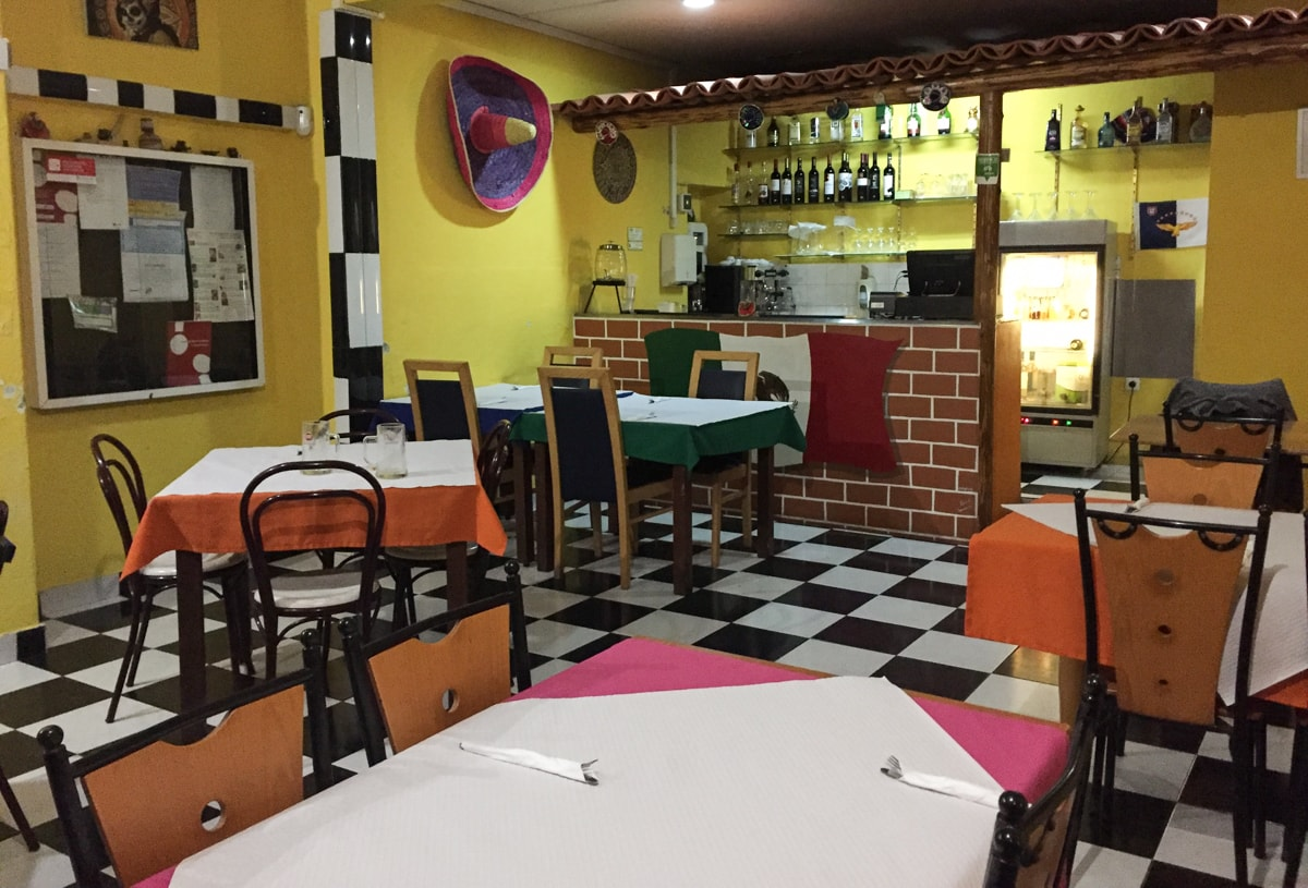lets go mexican food in azores