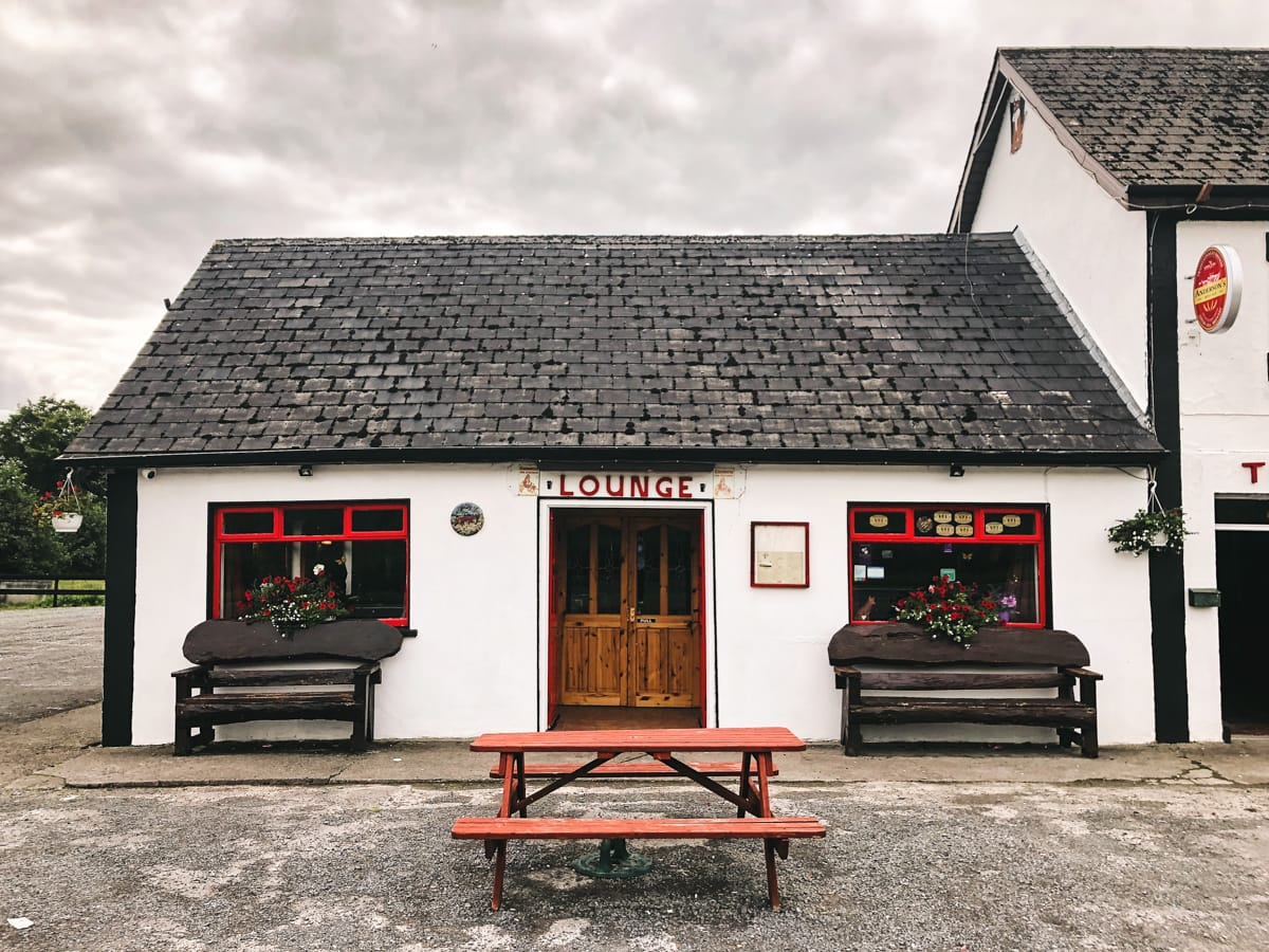 the fox's den pub in sligo ireland