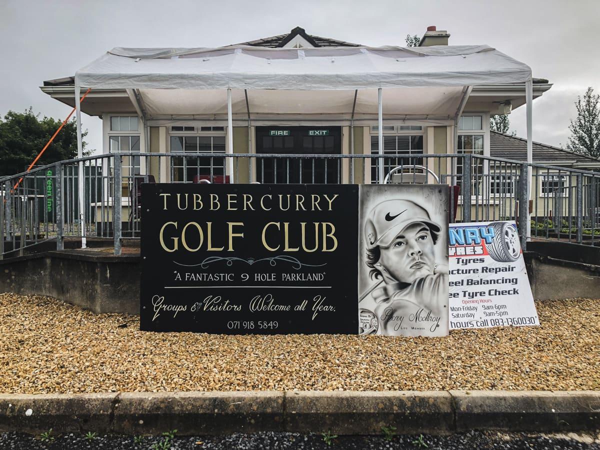 tubbercurry golf club in county sligo ireland