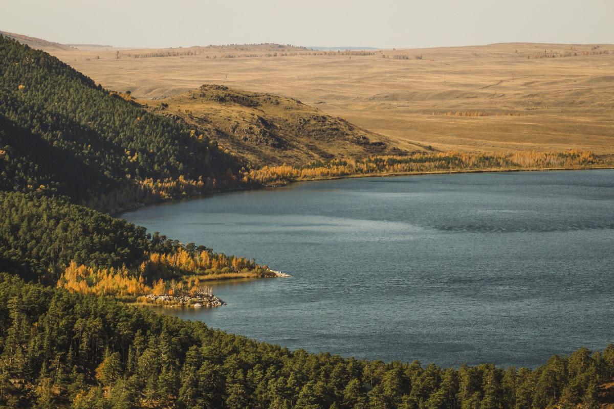 Burabay National Park - Borovoe and Chebache Lakes in Kazakhstan-7