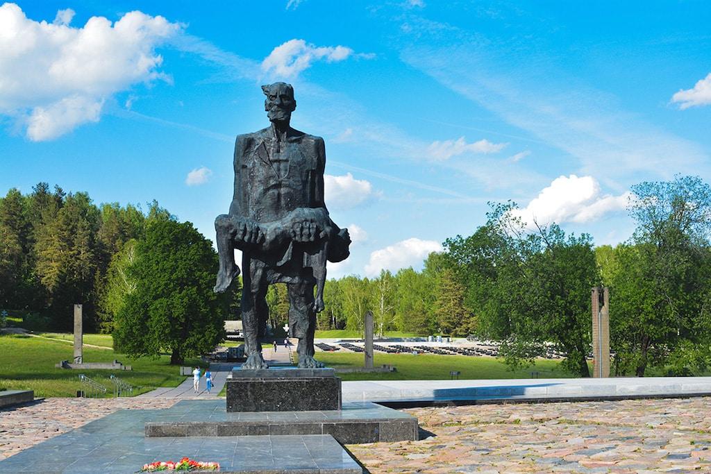 Khatyn Memorial Belarus