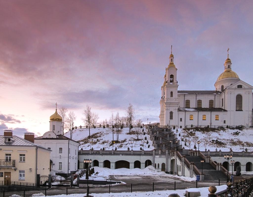 Vitebsk Belarus church