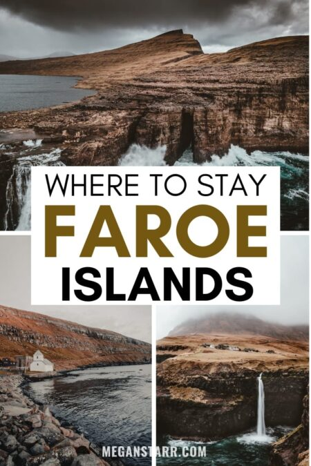 Amazing Places to Stay in the Faroe Islands ... all budgets and travel styles considered! Luxury, Budget, and Mid-range options in the| Faroe Islands #travel #faroeislands #faroes #hotels #scandinavia #nordics | Faroe Islands Hotels | Faroe Islands Accommodation | Where to Stay in the Faroe Islands | Faroe Islands Hostels | Faroe Islands Guesthouses | Faroe Islands Airbnb | Torshavn | Kalsoy | Faroe Islands Trip Planning | Travel to the Faroe Islands | Klaksvik