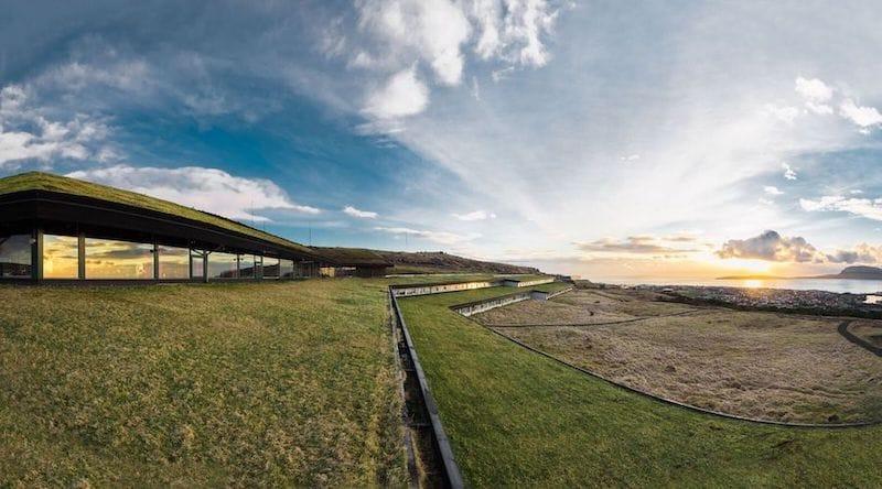 Hotel Foroyer in the Faroe Islands- Best accommodation in the Faroe Islands