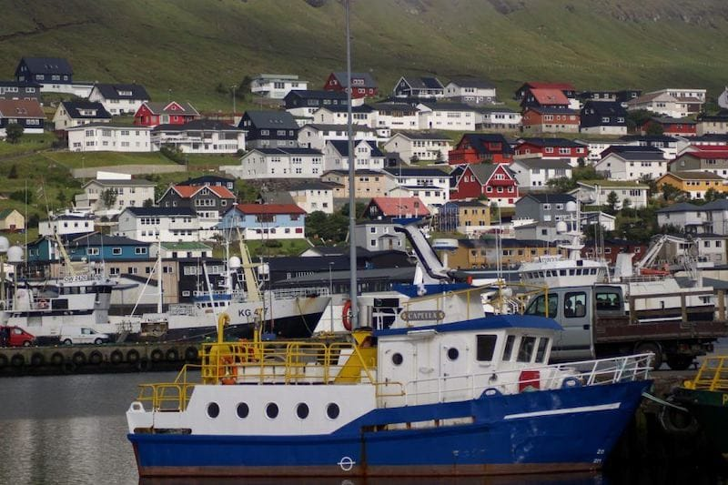 Klaksvik hotels in the Faroe Islands