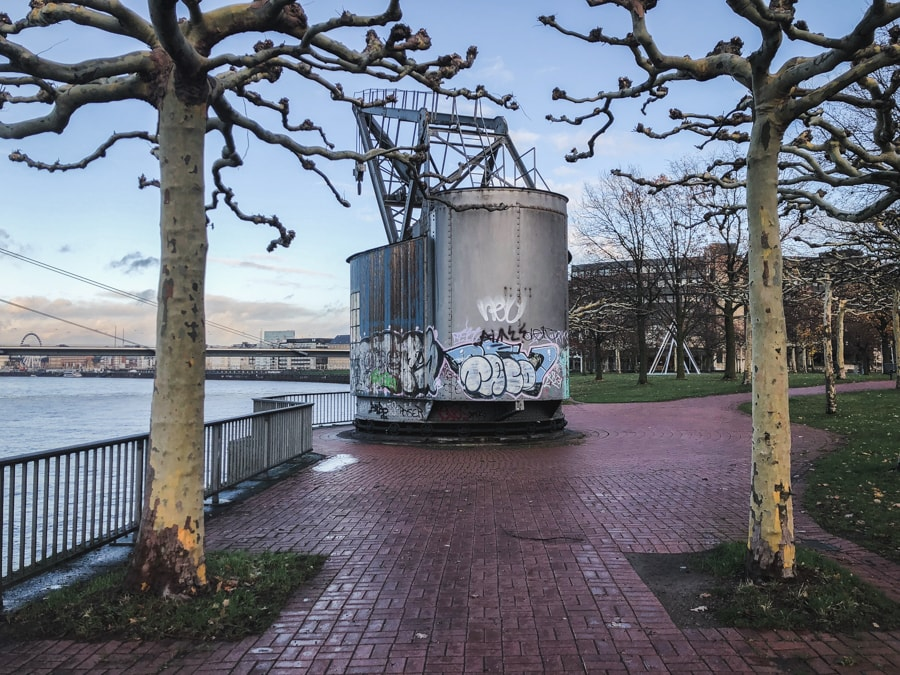 things to do in dusseldorf, germany visit the rhine river