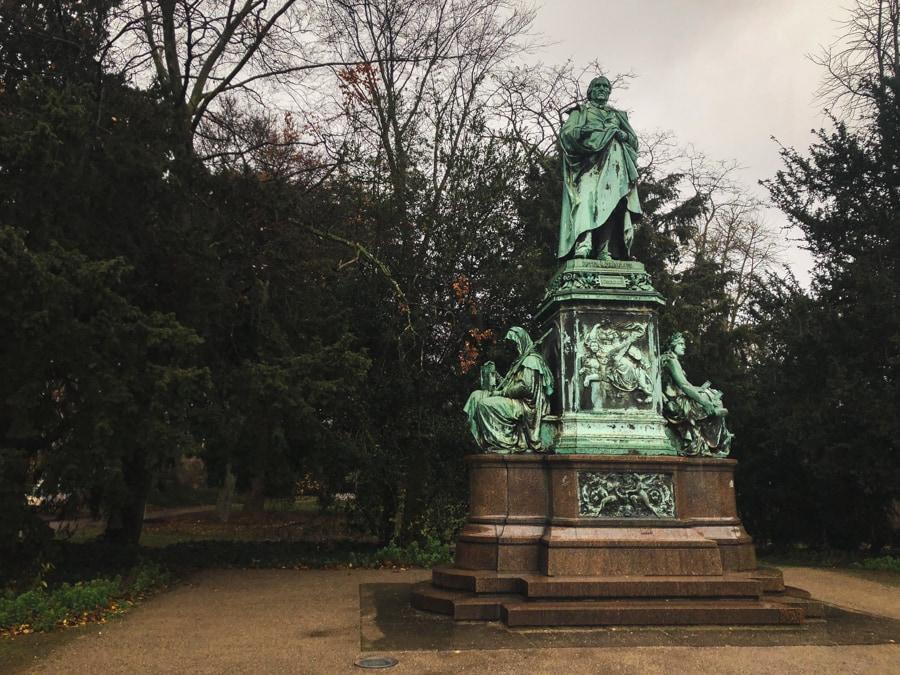 Things to do in Dusseldorf, Germany Hofgarten