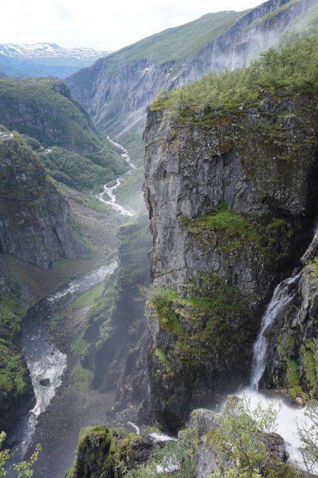 Voringsfossen Waterfall Travel Guide Norway