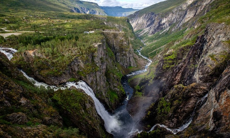 Voringsfossen Waterfall Travel Guide Norway
