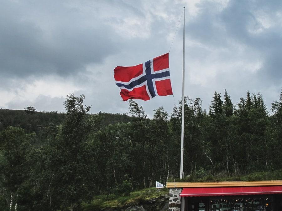 Voringsfossen Waterfall Travel Guide Norway-2-min