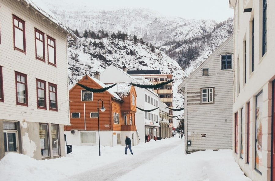 best day trips from Bergen Norway - dale, norway