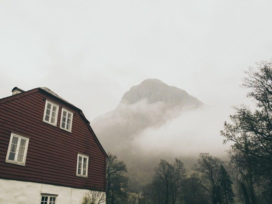 best day trips from Bergen Norway rosendal
