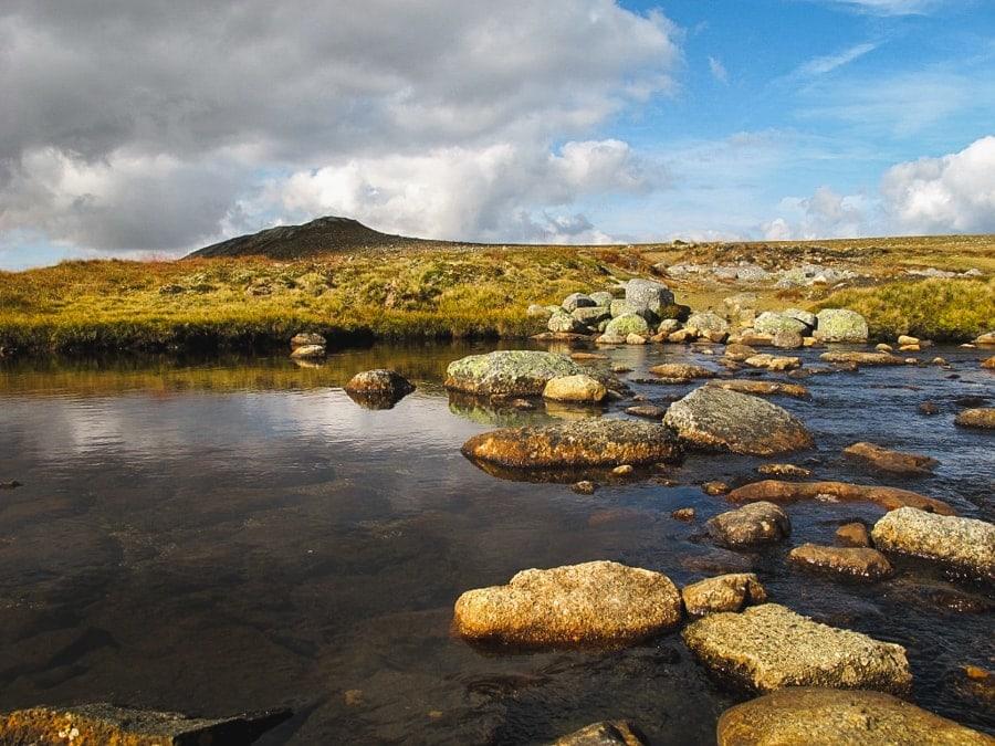 best day trips from bergen norway - hardangervidda