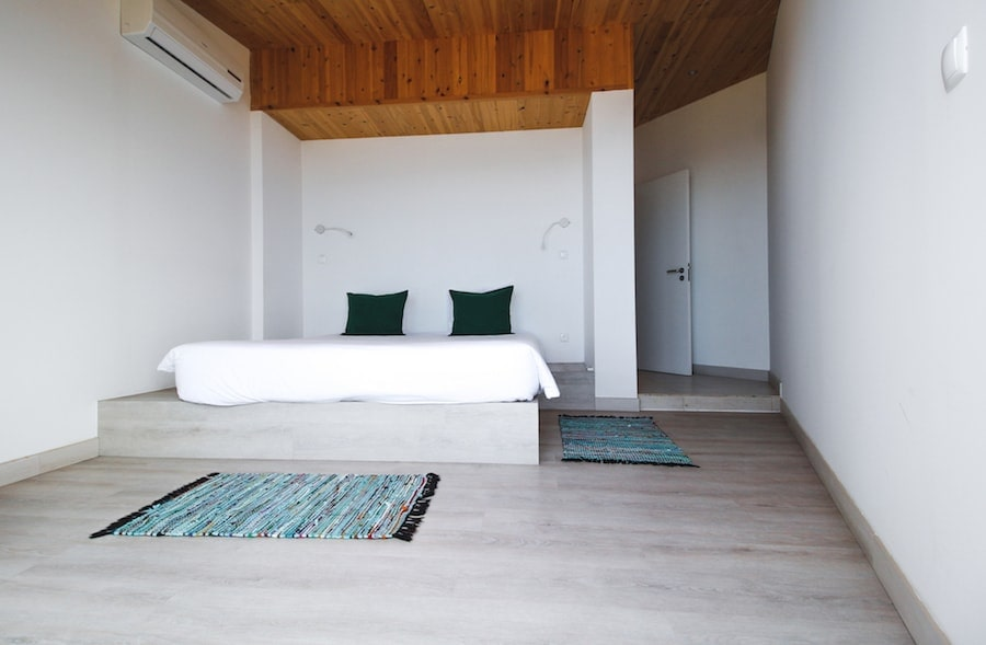 room at sao vicente lodge in azores