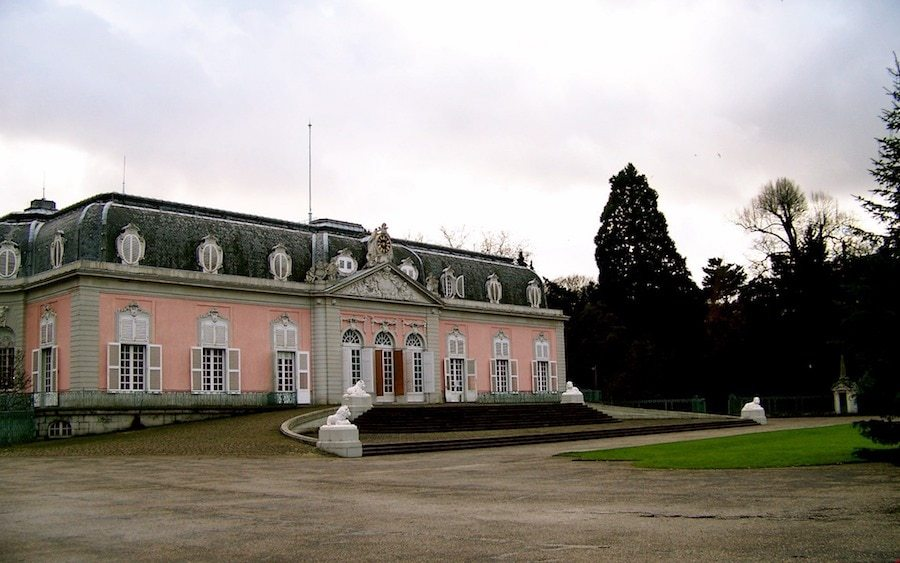 schloss benrath things to do in dusseldorf
