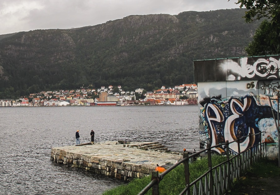 things to do in bergen norway nordnes park