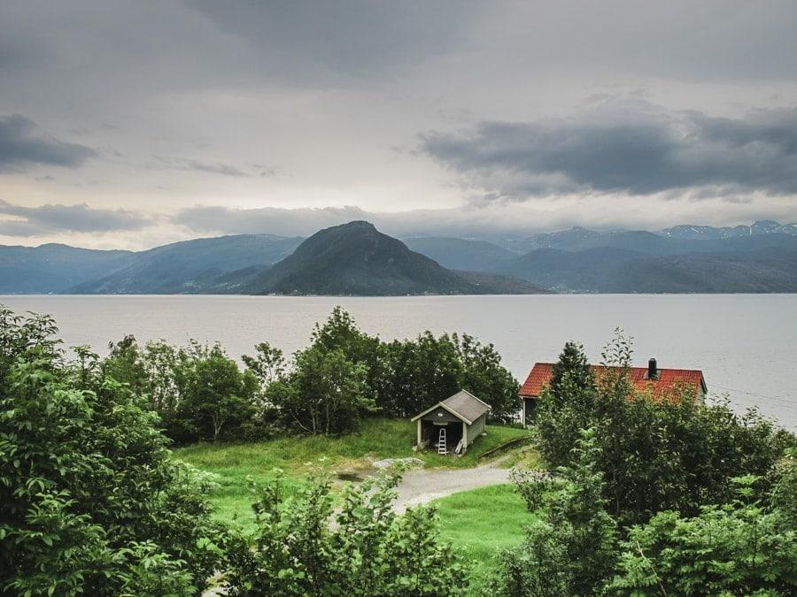best day trips bergen norway - hardanger fjord