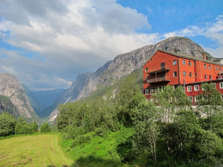 day trip to stalheim from bergen norway