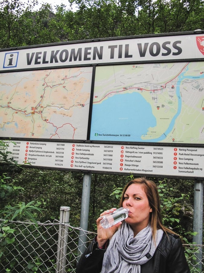things to do in bergen norway voss norway drinking voss water