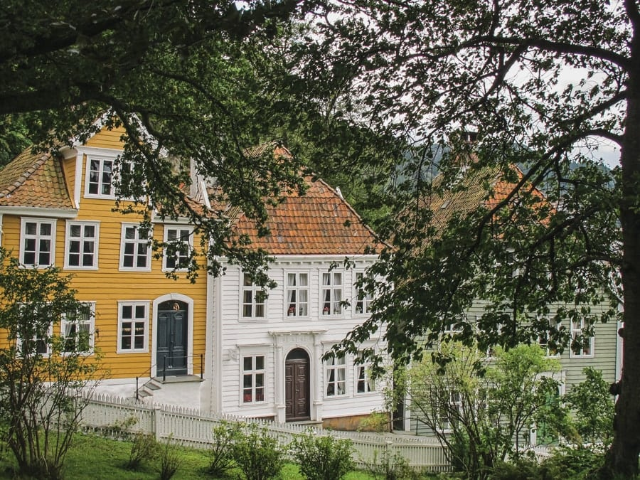things to do in bergen norway gamle bergen