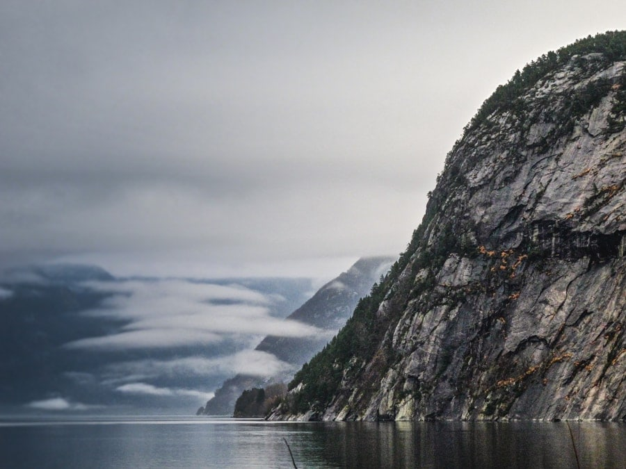 day trip from bergen to odda and folgefonna national park norway