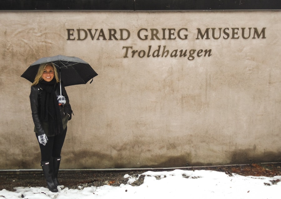 things to do in bergen norway troldhaugen edvard grieg house