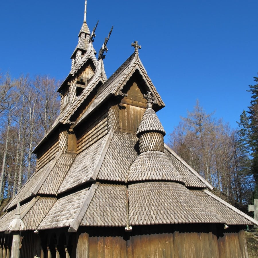 things to do in bergen norway fantoft stave church