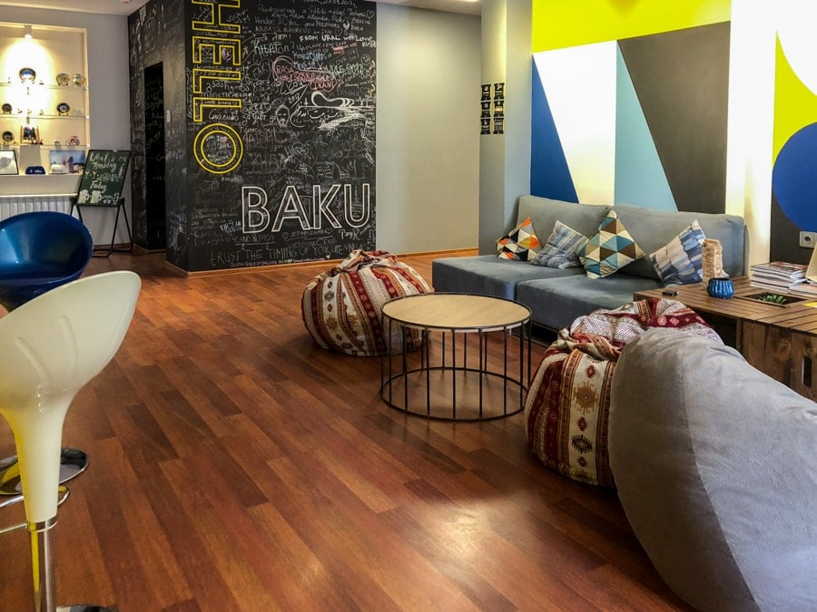 Best Hotels and Hostels in Baku- Sahil Hostel