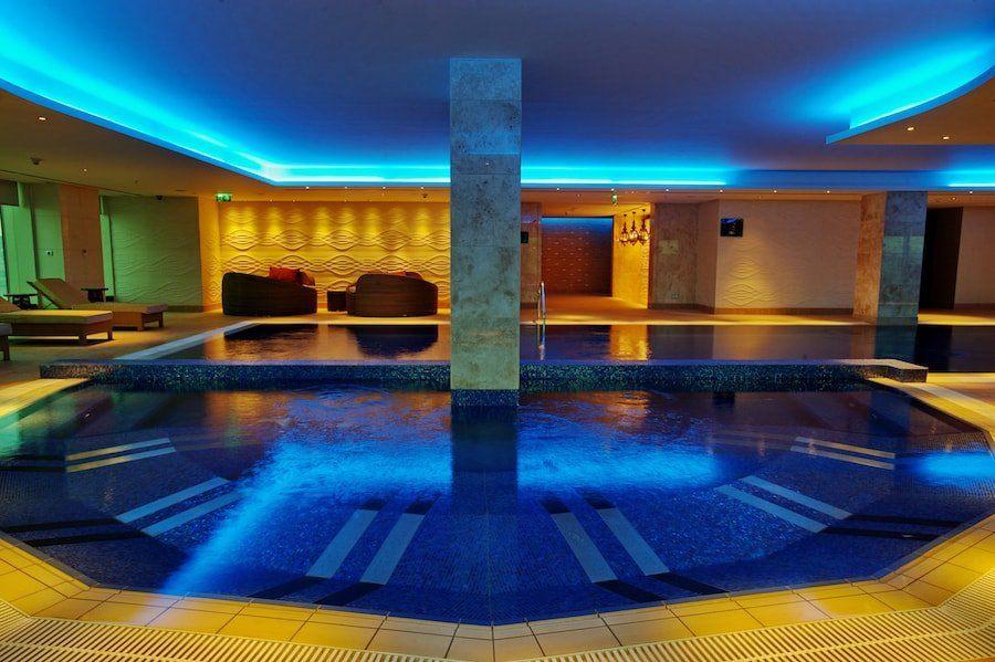 Hilton Baku Spa Area