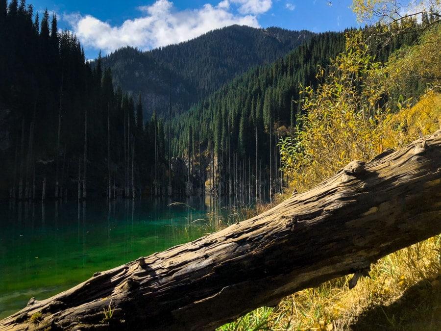 Lake Kaindy and Kolsai Lakes in Kazakhstan -12-min