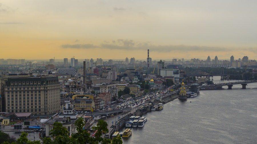 Things to Do in Kiev, Ukraine (Kyiv) dnieper river