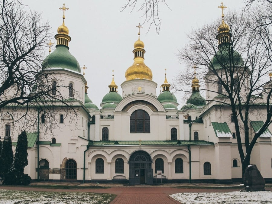 Things to do in Kiev, Ukraine (Kyiv) st sophia's cathedral