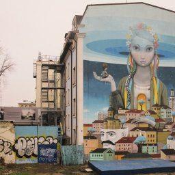 Things to do in Kiev, Ukraine (Kyiv) Street art